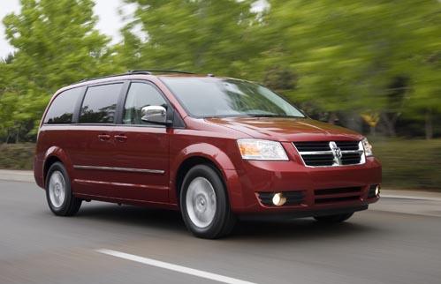 Dodge Caravan. Used Dodge Grand Caravan